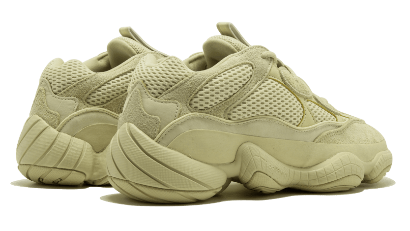competitive price e2719 4c528 A Closer Look at the 'Super Moon Yellow' Adidas Yeezy 500s ...