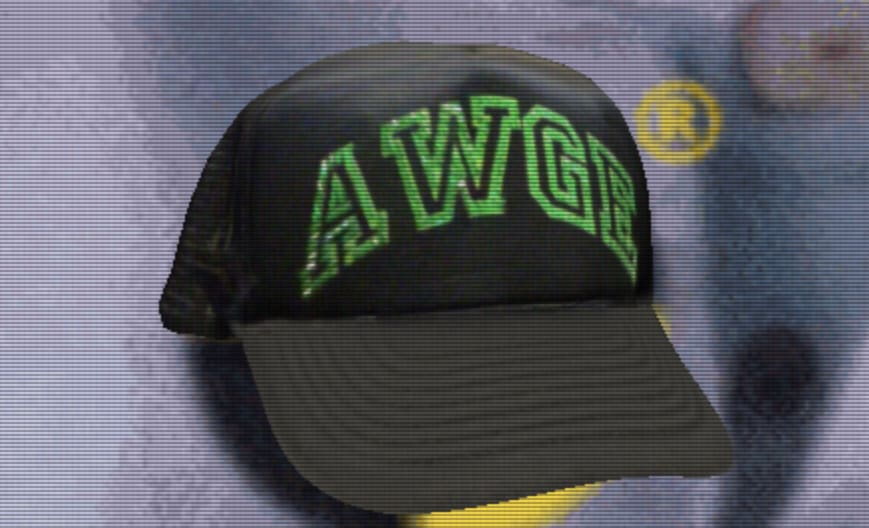 AWGE Trucker Hat