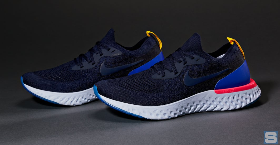 new arrival 5915f 6eaa0 Nike Epic React Blue