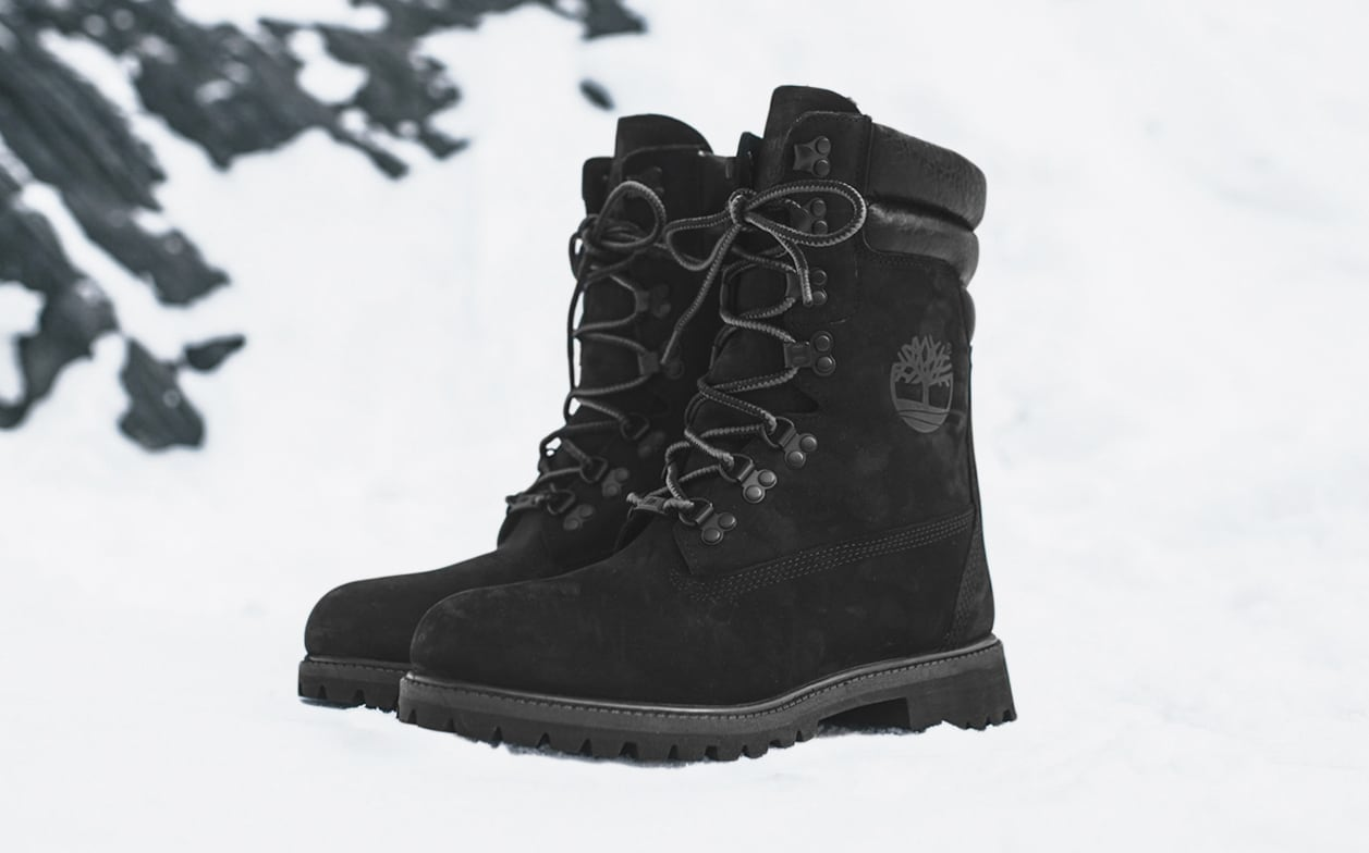 Ronnie Fieg x Timberland Chapter 3 Collection 40 Below Boot (Black)
