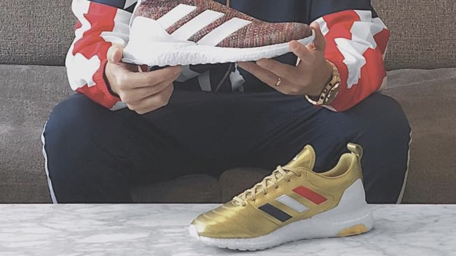 Kith x Adidas Soccer 'USA' Collection