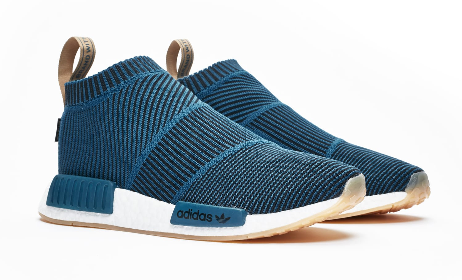 Adidas Stockholm Gore Tex trainers in two new colours