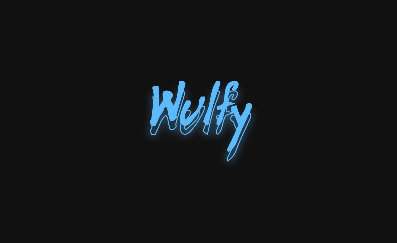 wulfy-blue-font