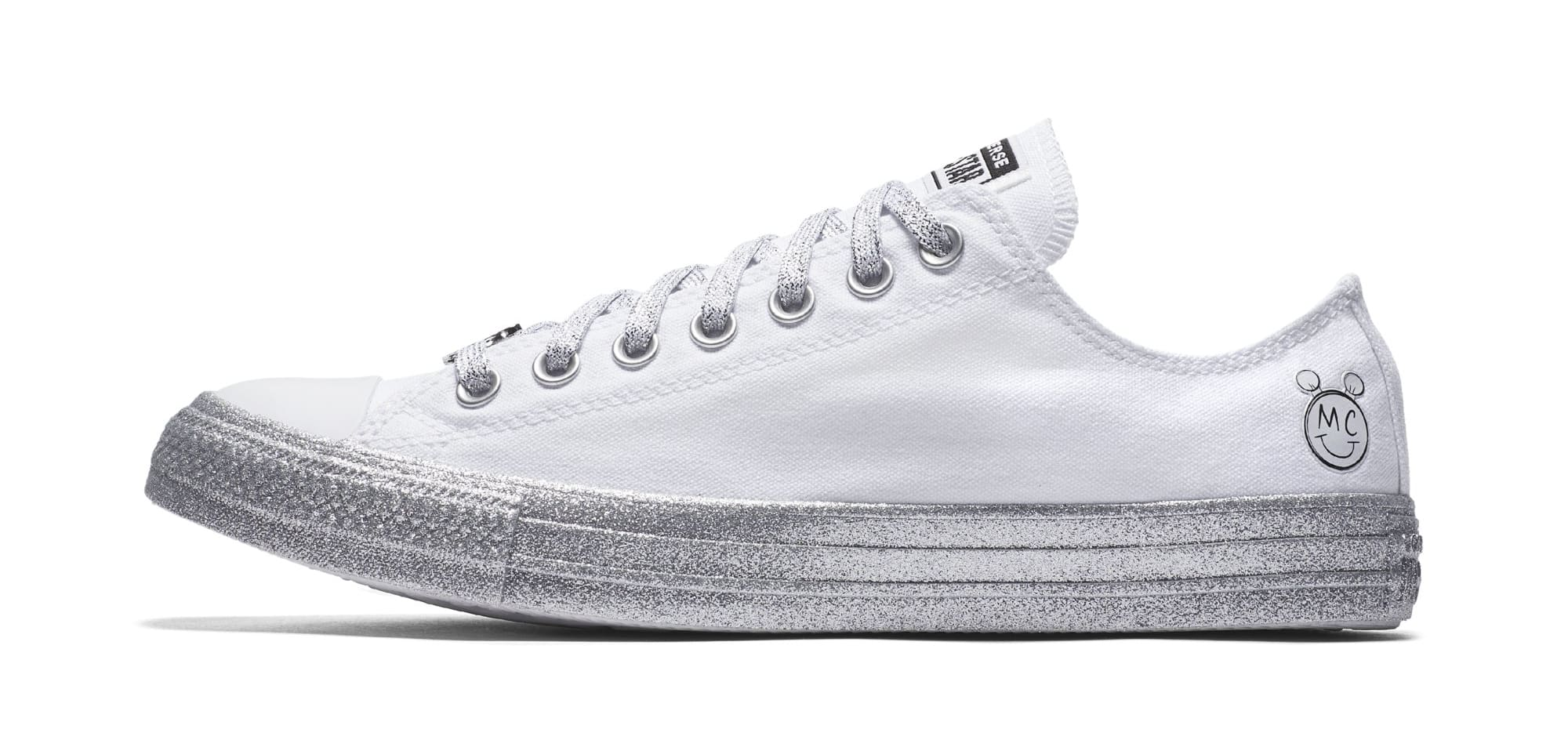 b2e31fbb099a Miley Cyrus x Converse Chuck Taylor All-Star Release Date | Sole Collector