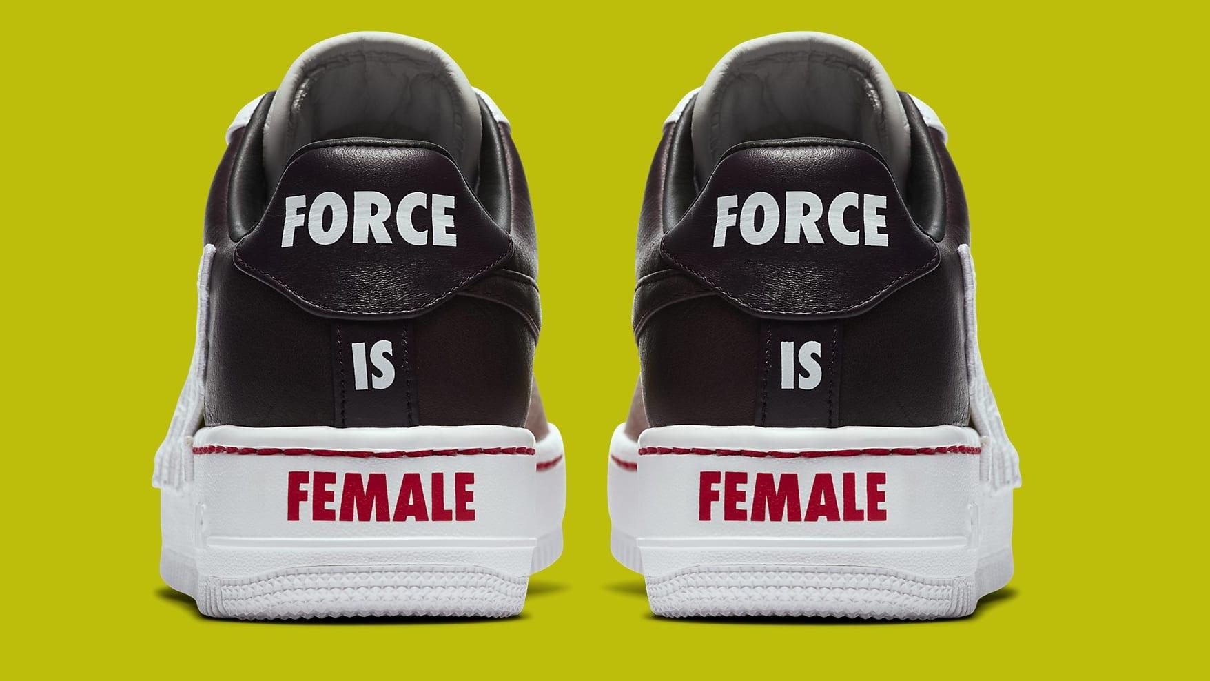 air force 1 upstep donna