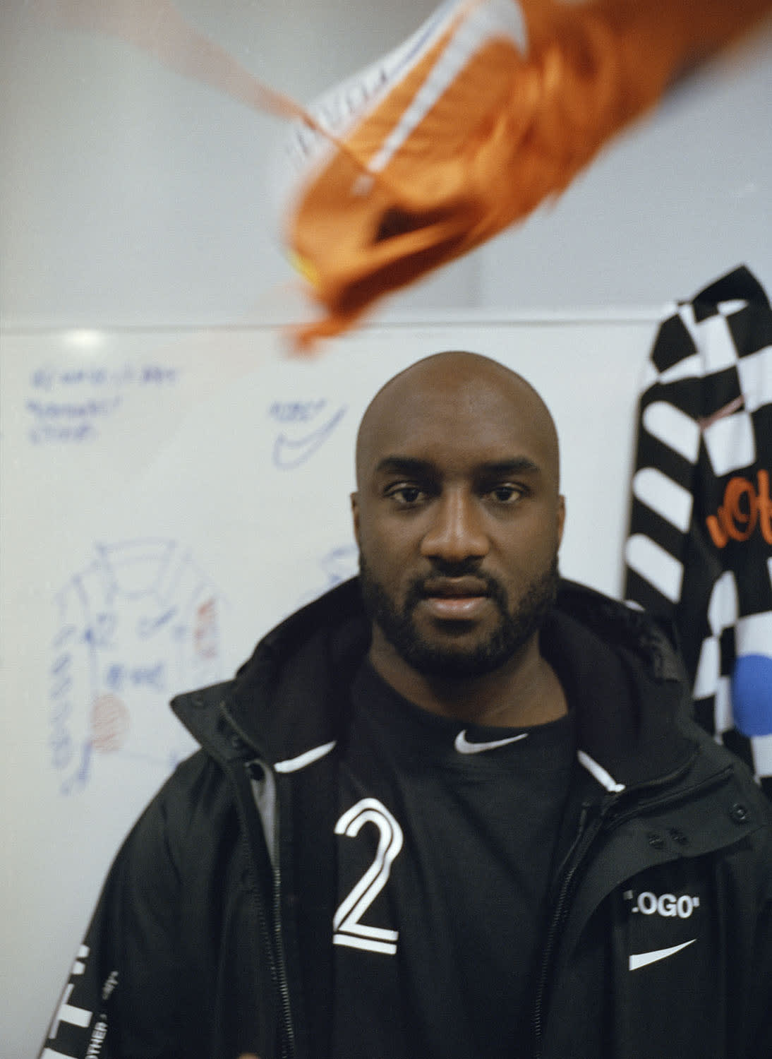 6bdbf187b32 Virgil Abloh Off-White x Nike Football Mon Amour Collection Release ...