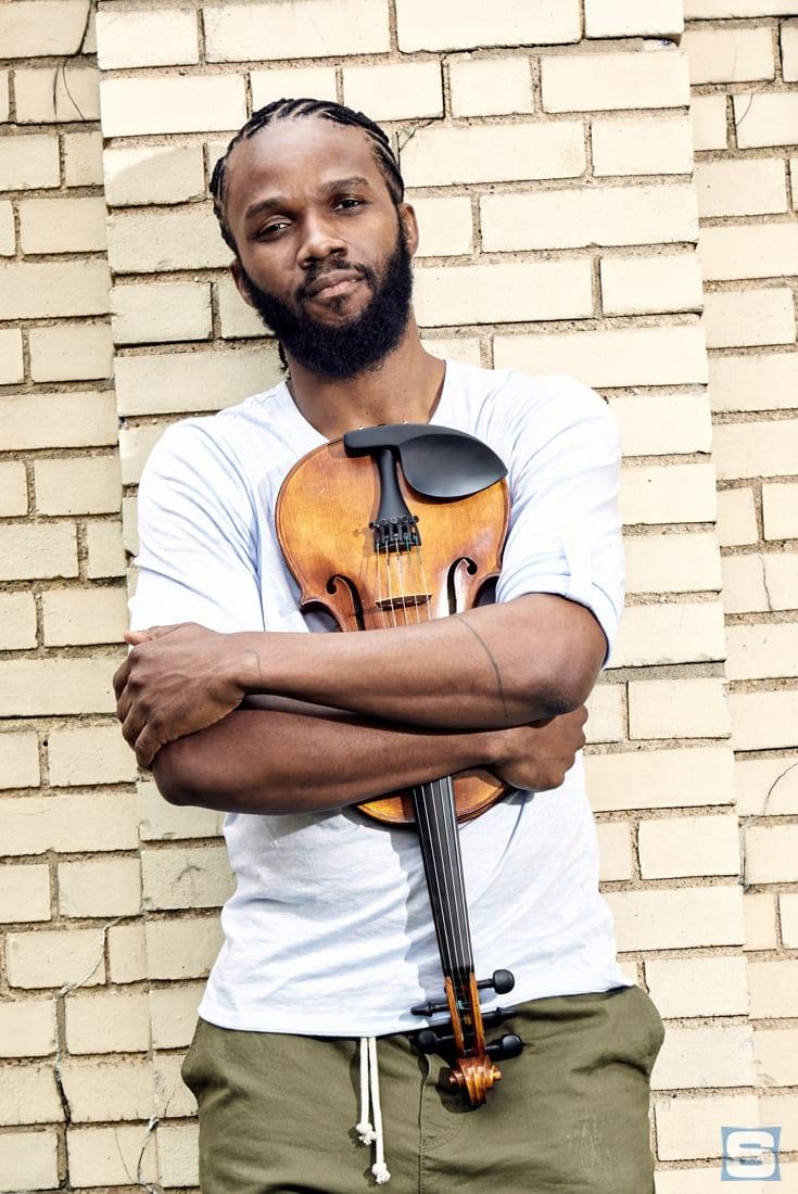 Lee England Jr. Jordan Brand Violin