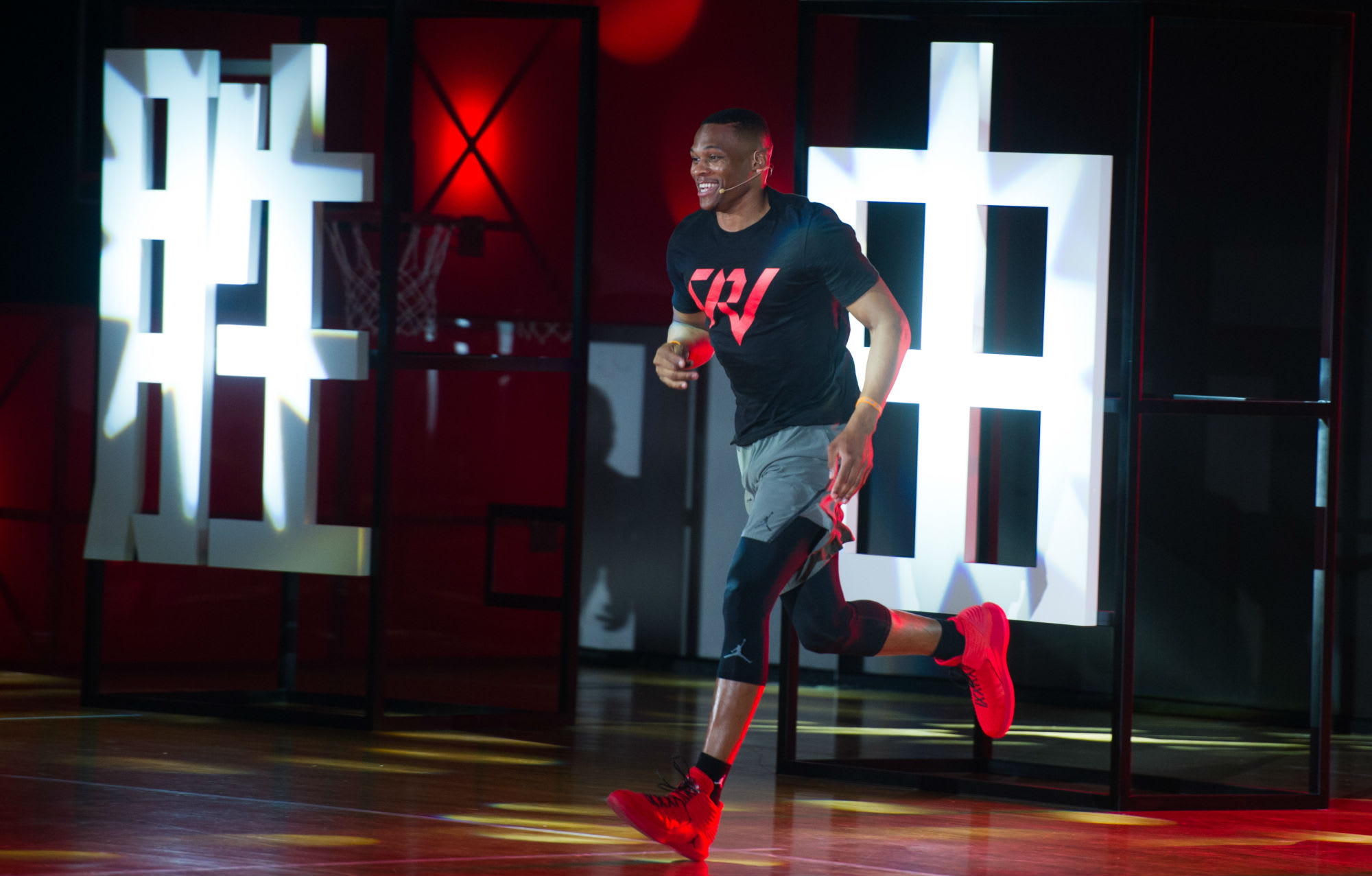 Russell Westbrook Tours China Air Jordan 32 (6)
