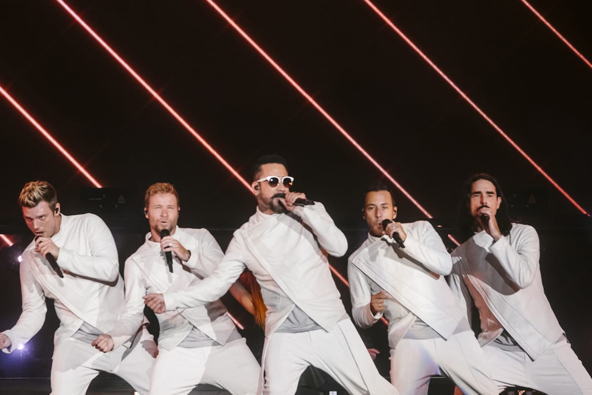 Backstreet Boys Festival D'ete 2017 3
