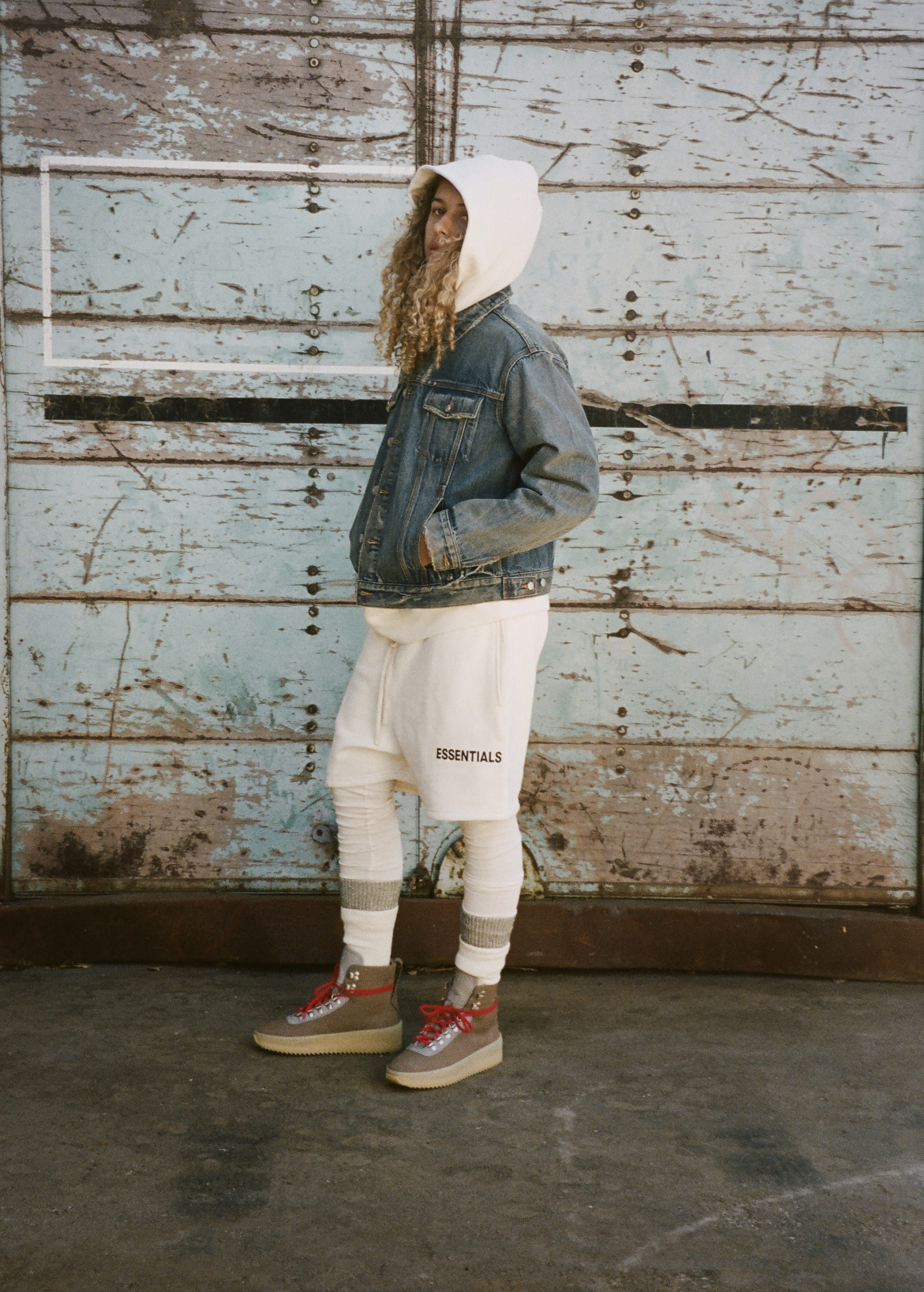 Fear of God Essentials Look 9