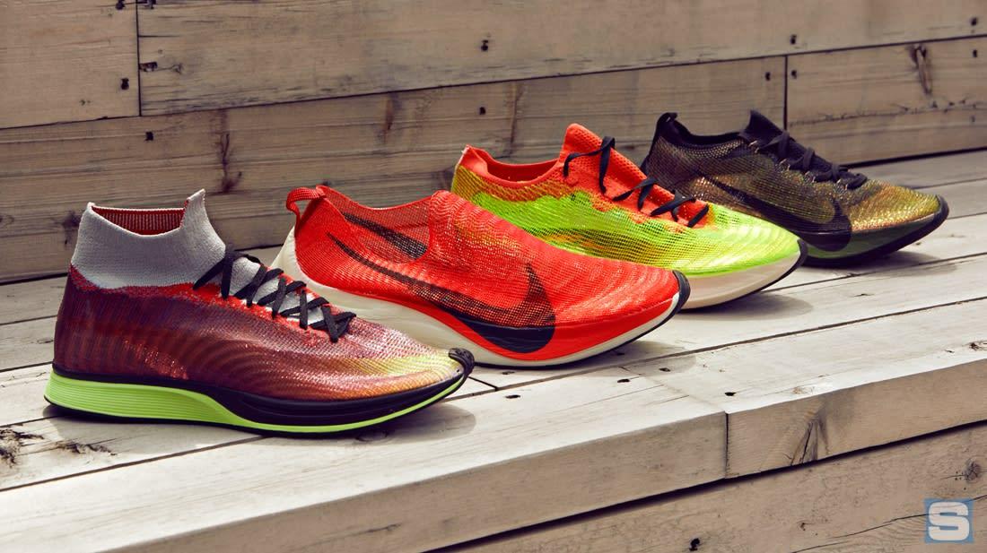 Nike Flyprint Samples