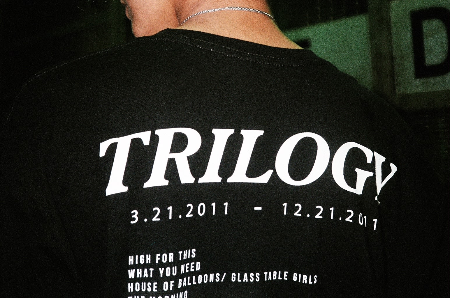 The Weeknd Commemorates Trilogy 5th Anniversary With New