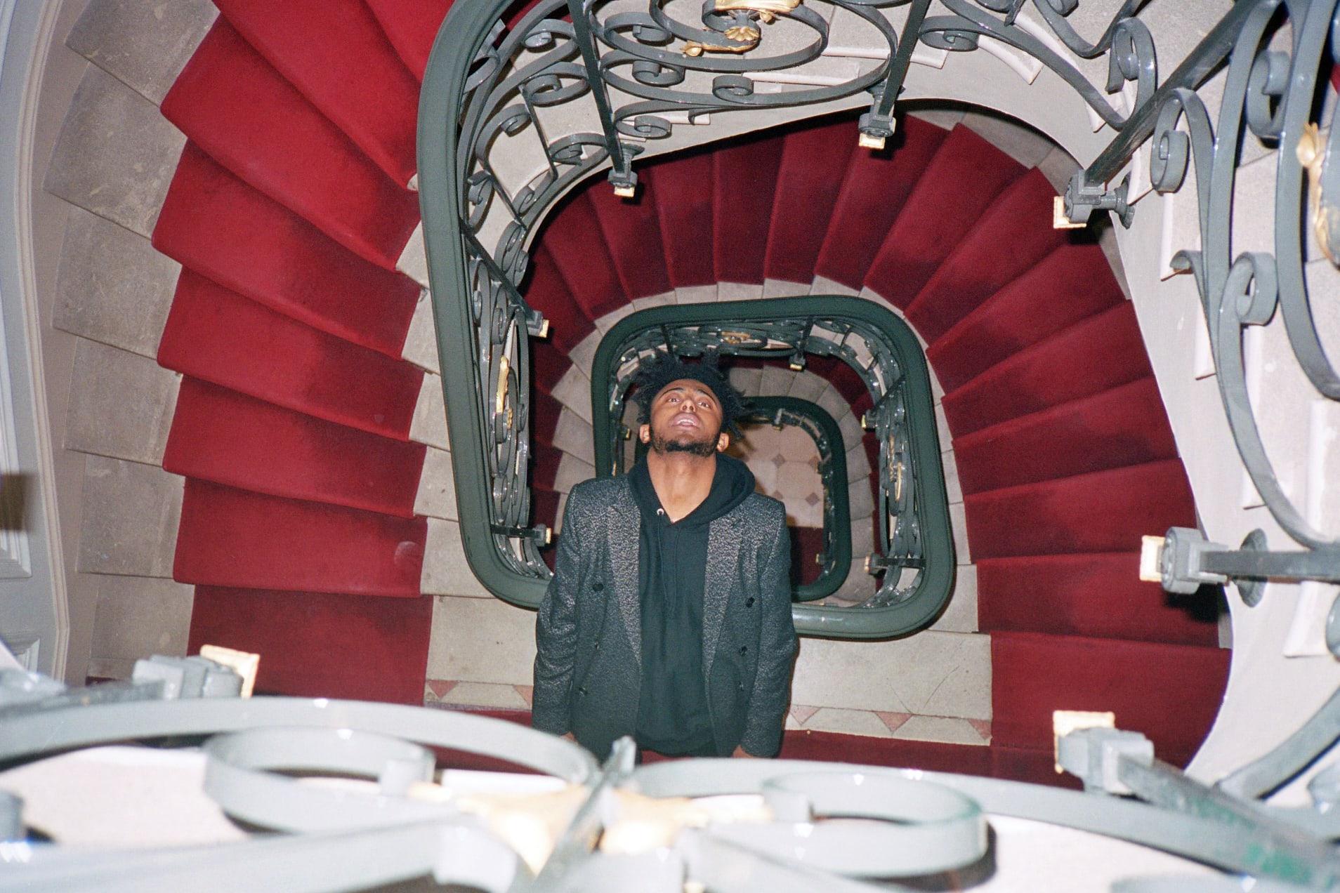amine stairs