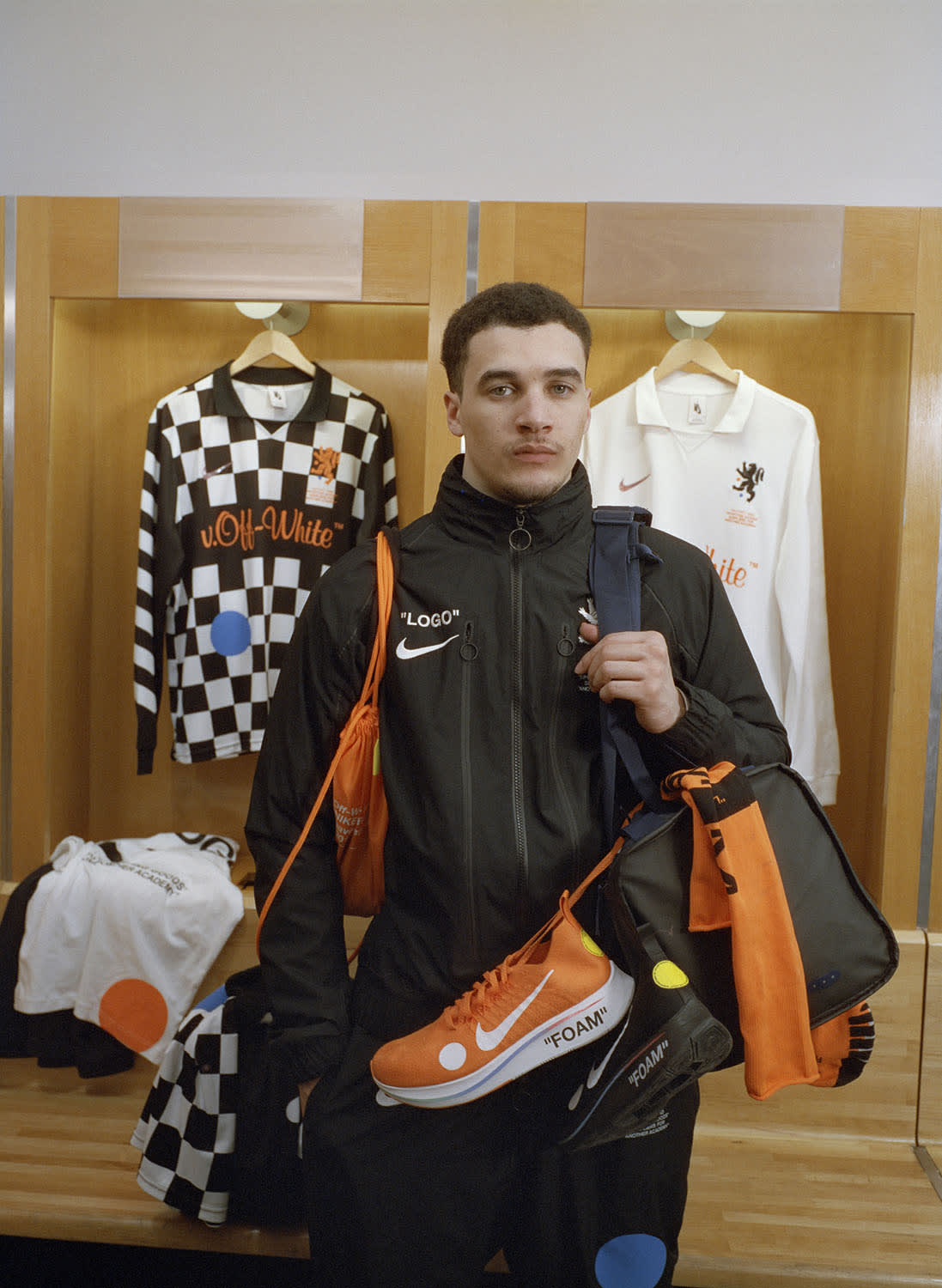 Off-White x Nike Football Mon Amour Collection (2)