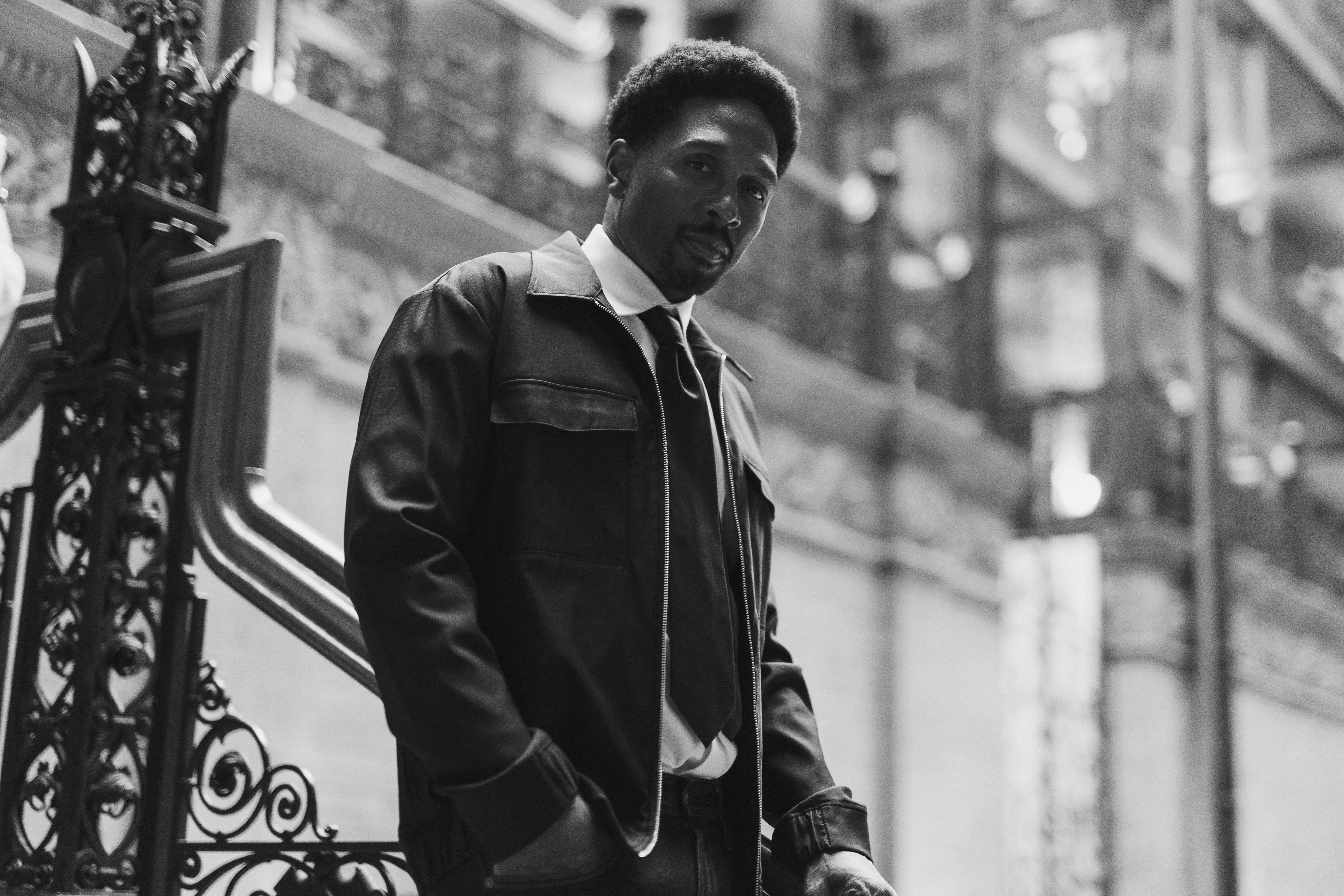 Black Panther Screenwriter Joe Robert Cole
