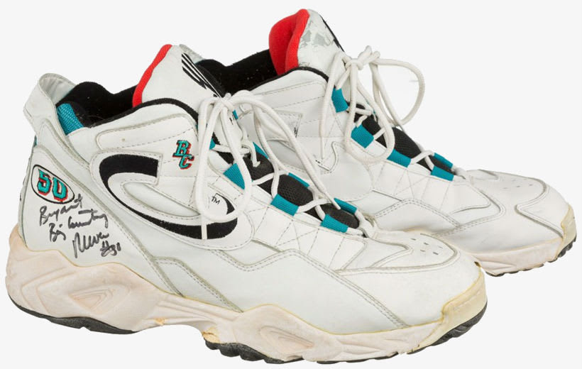 Bryant Reeves Warner Bros. Sneakers