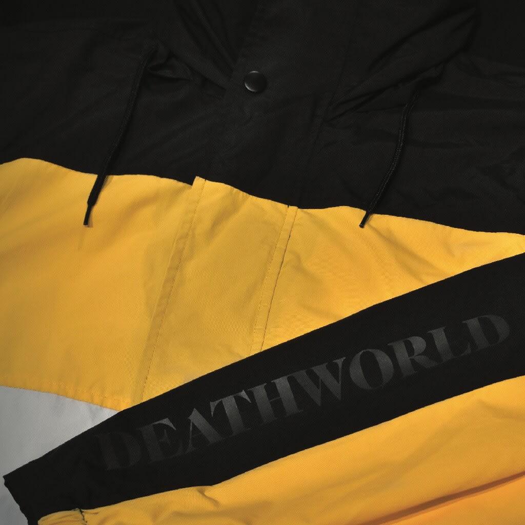 Earl Sweatshirt DEATHWORLD