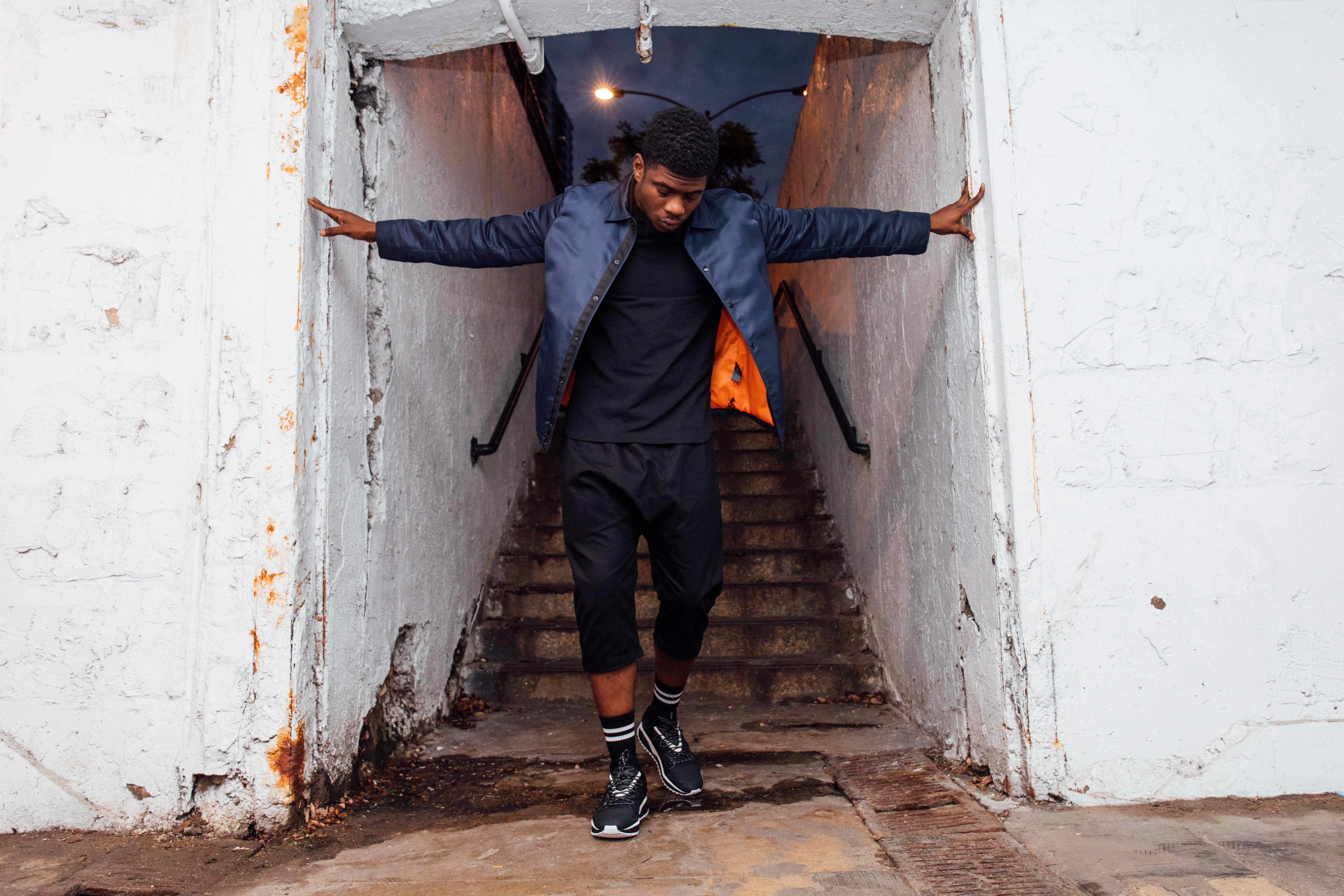 Mick Jenkins for PUMA