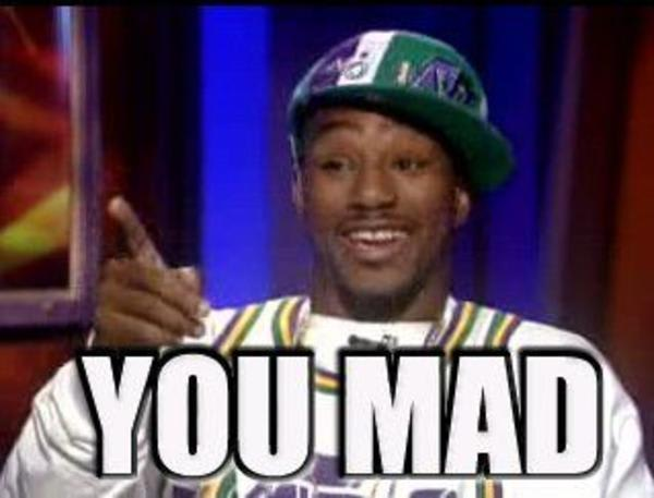 camron you mad meme
