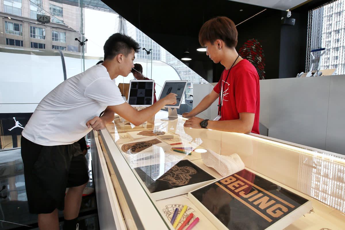 Jordan Brand Guanghua Store (1)