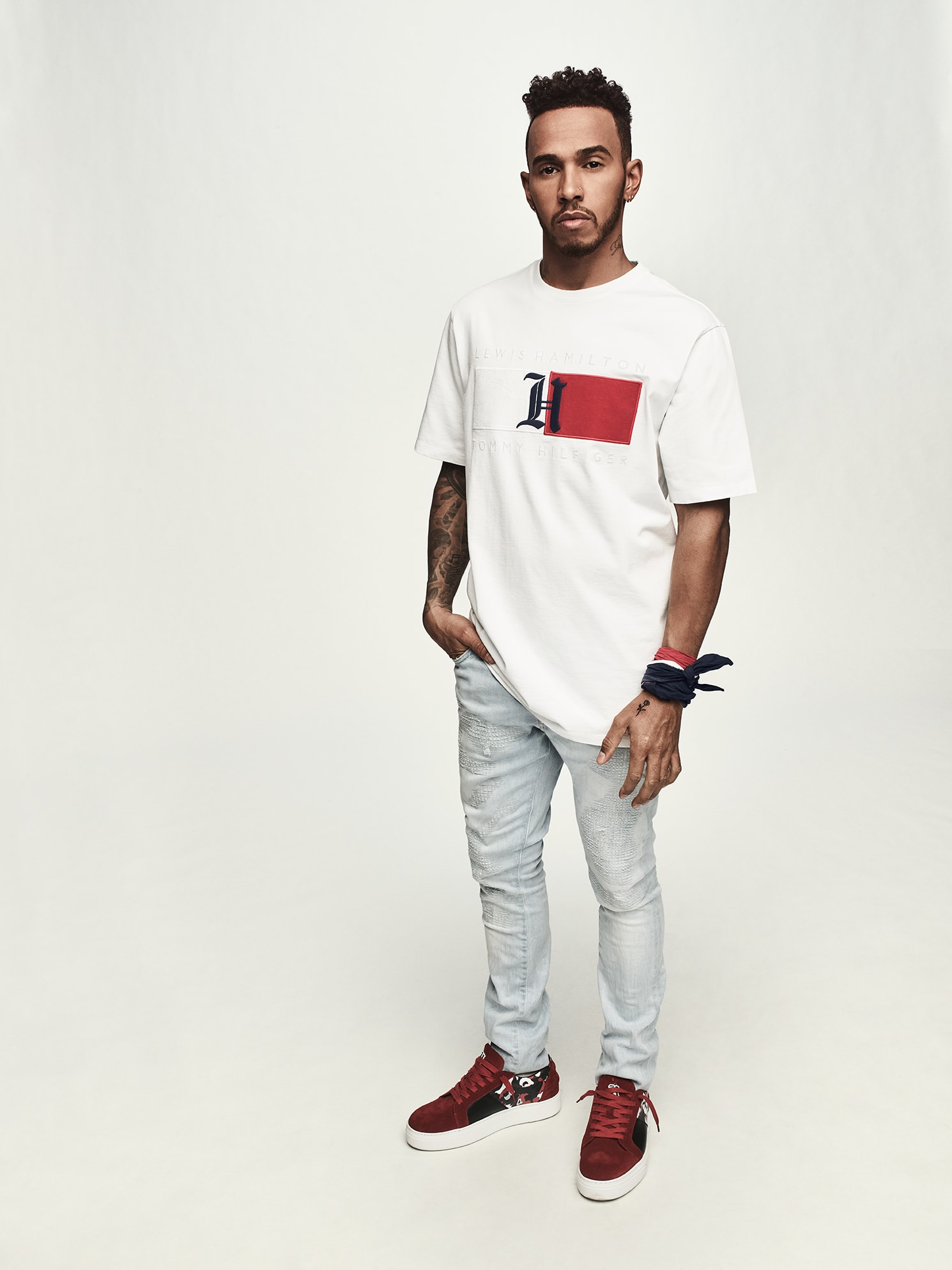 FALL 2018 TOMMYXLEWIS COLLECTION