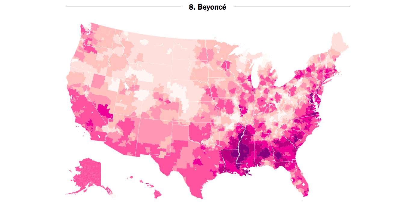 beyonce-map
