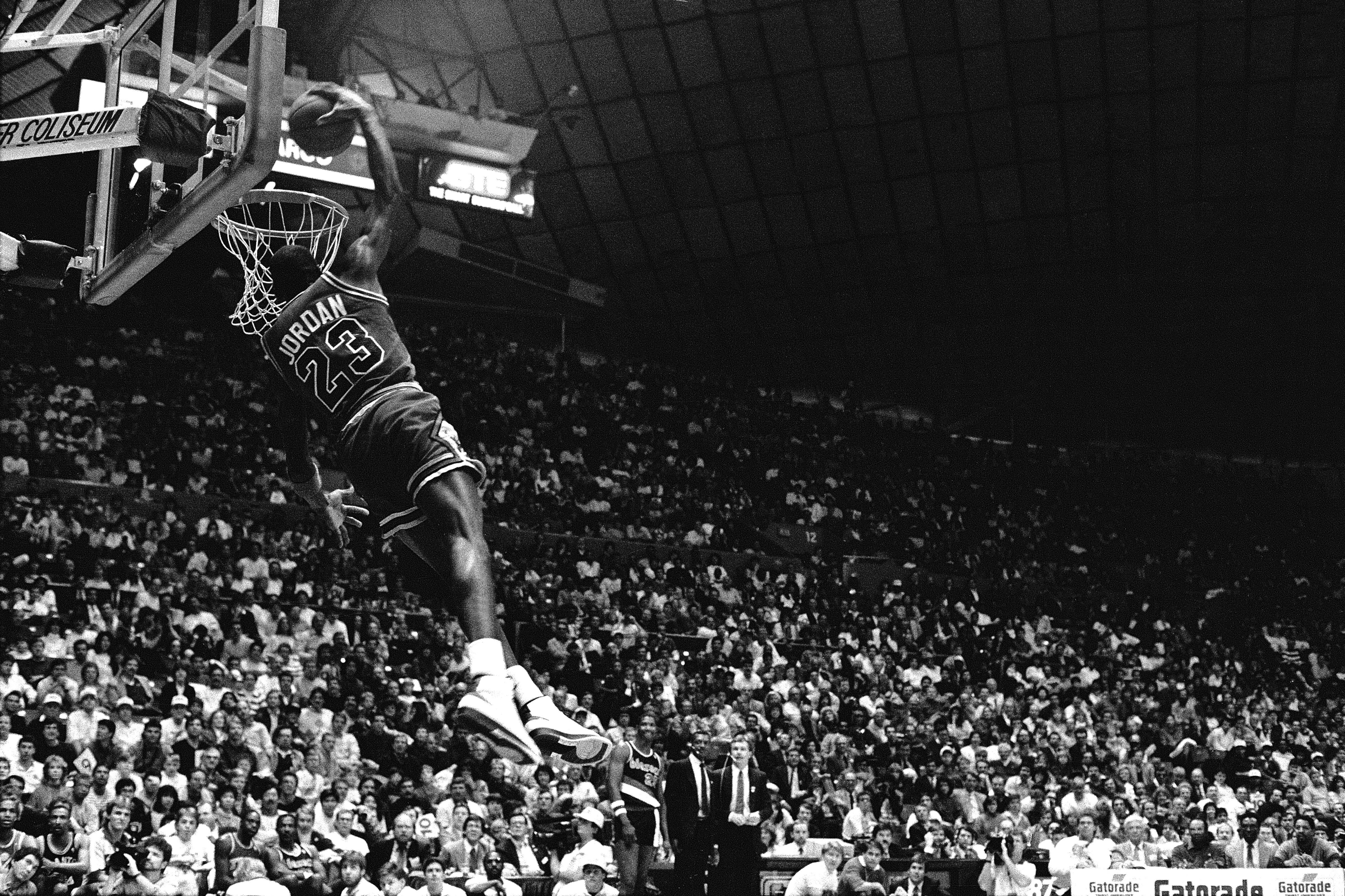Michael Jordan Air Jordan II