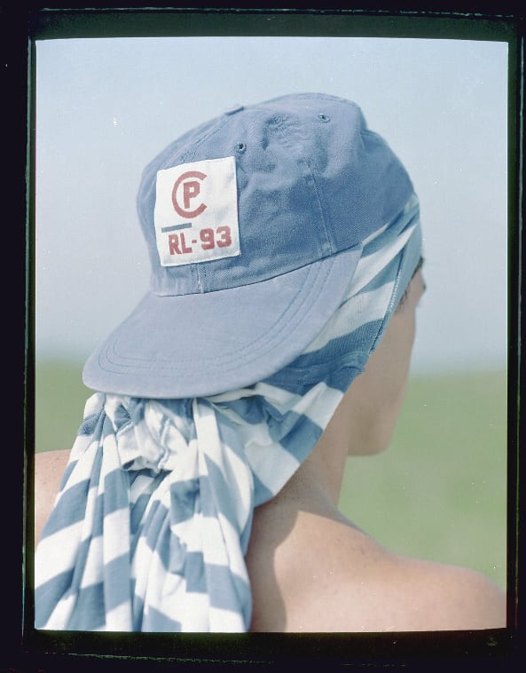Exclusive: Limited Edition Polo CP93 Collection