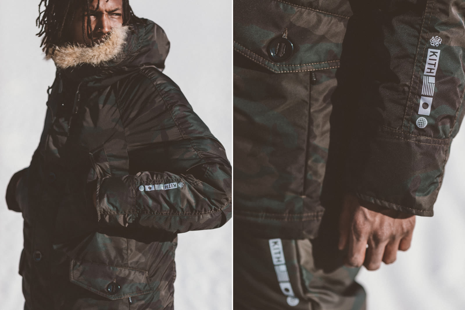 Kith Winter 2017 Delivery II Lookbook 8