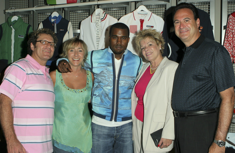 Kanye West Sportie LA