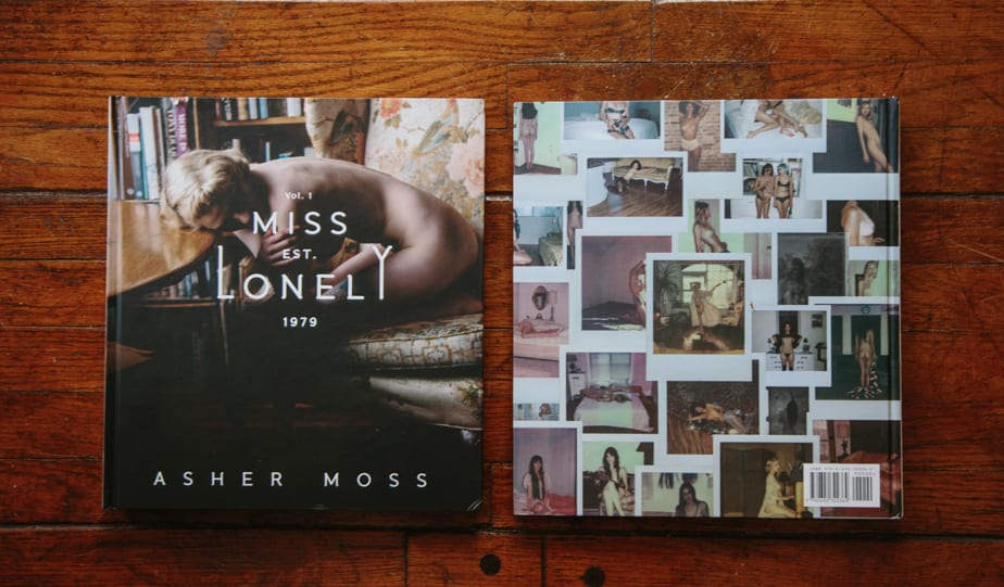 miss lonely book
