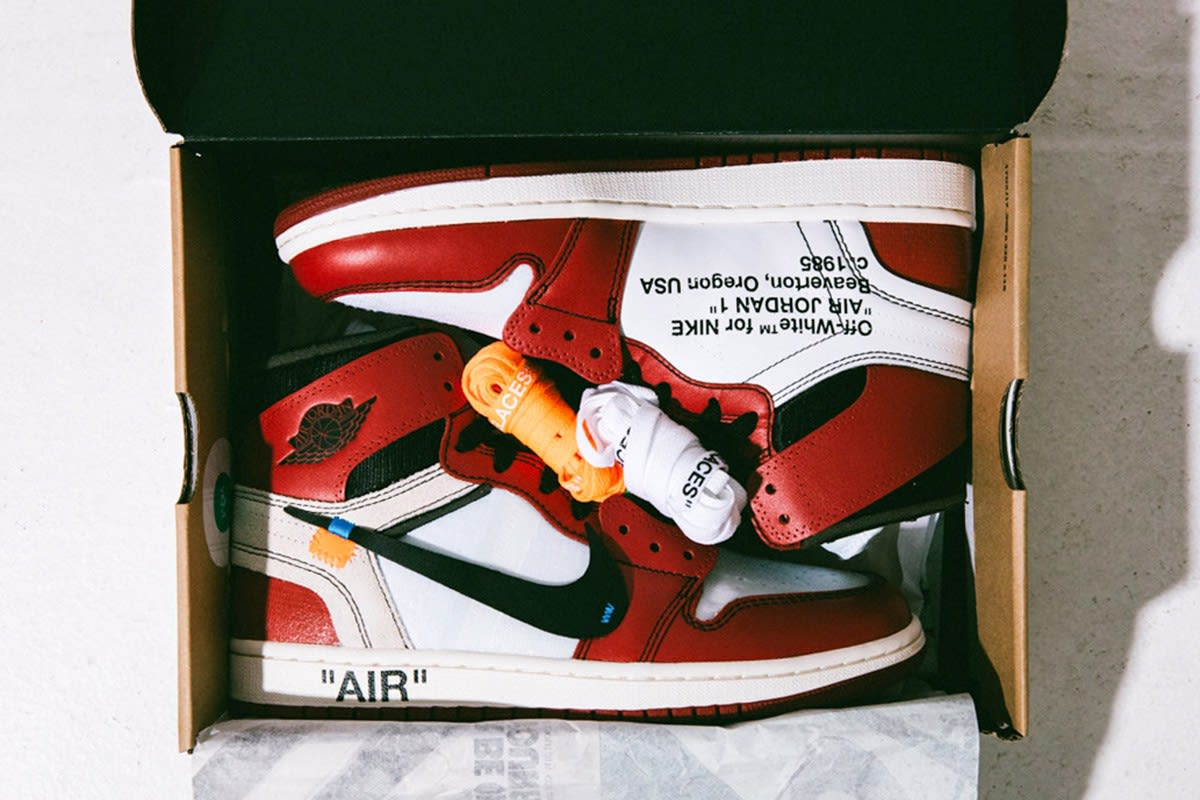 Off-White x Air Jordan 1 in Detail AA3834-101 | Sole Collector