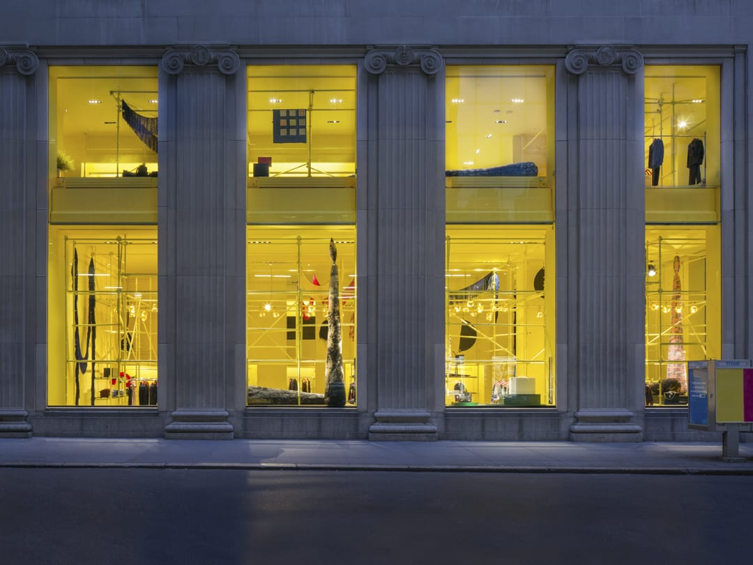Calvin Klein Madison Ave. Exterior