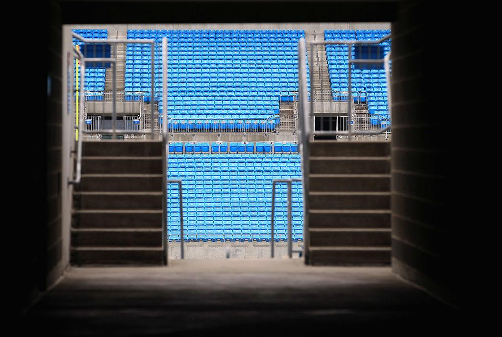 Bank of America Carolina Panthers 2011