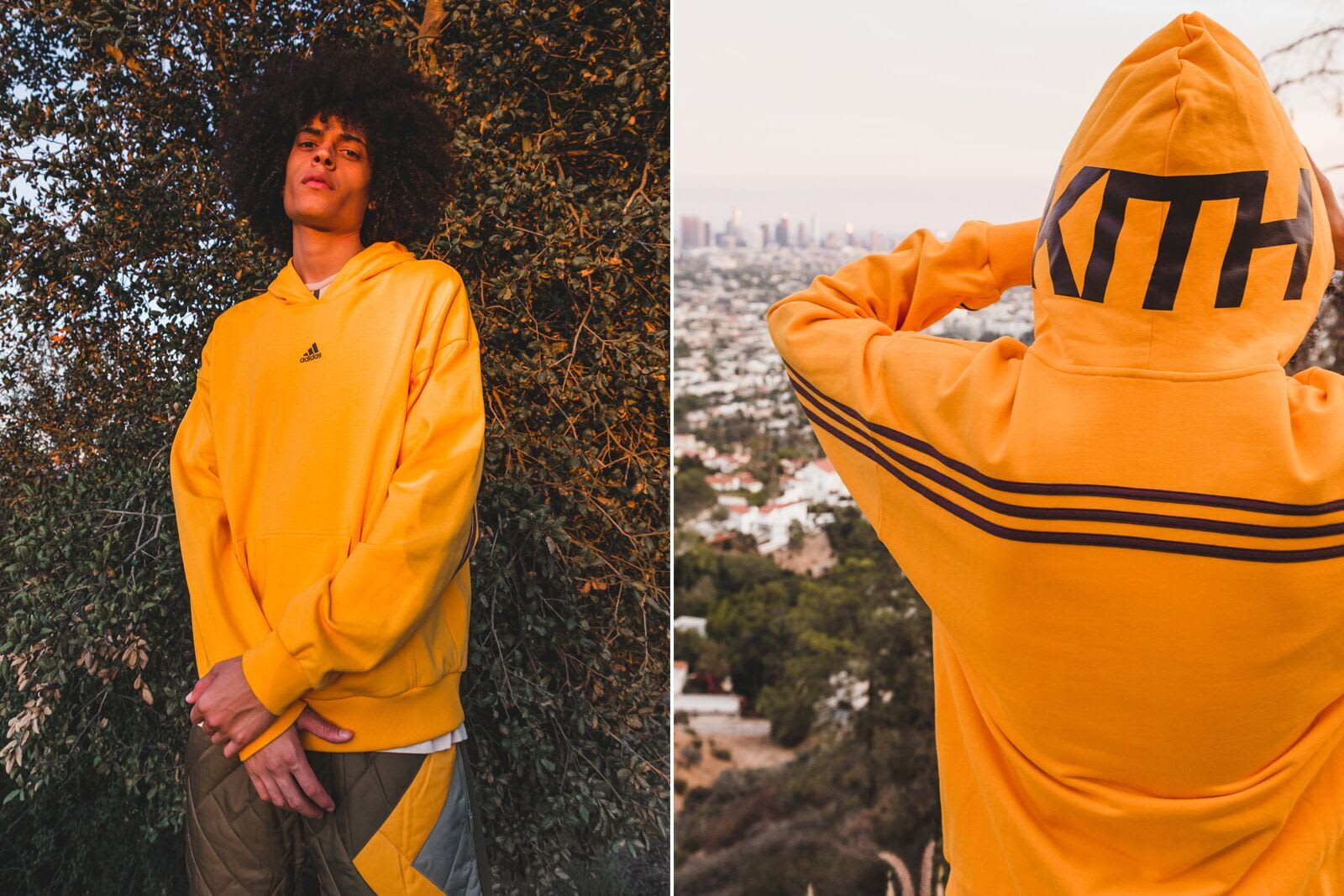 6c4e74aa0813 Kith and Adidas Soccer L.A. Rays Collection • Urban