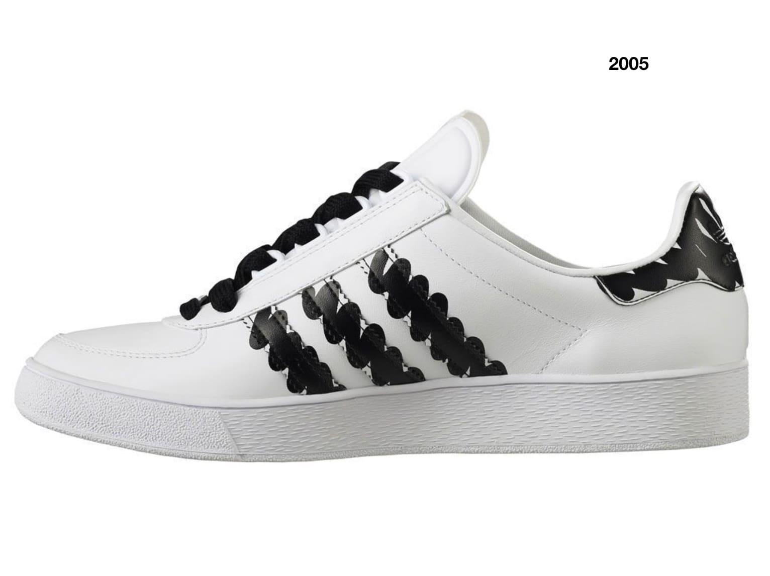 Adidas x Claude Closky x Colette Adicolor Lo BK 1
