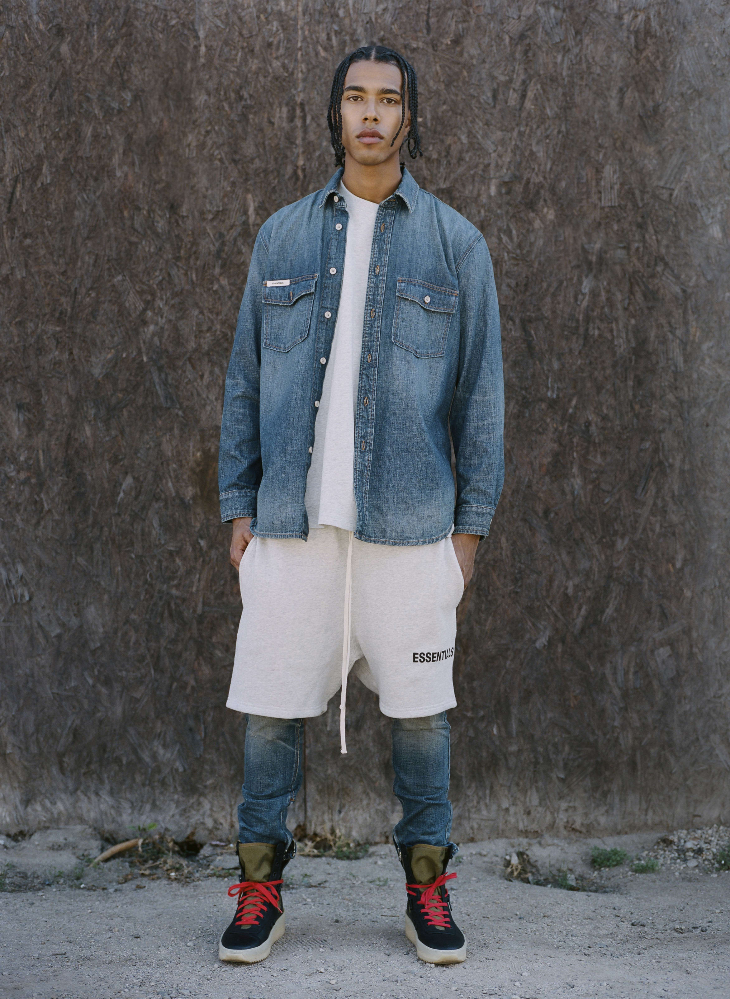 Fear of God Essentials Look 21