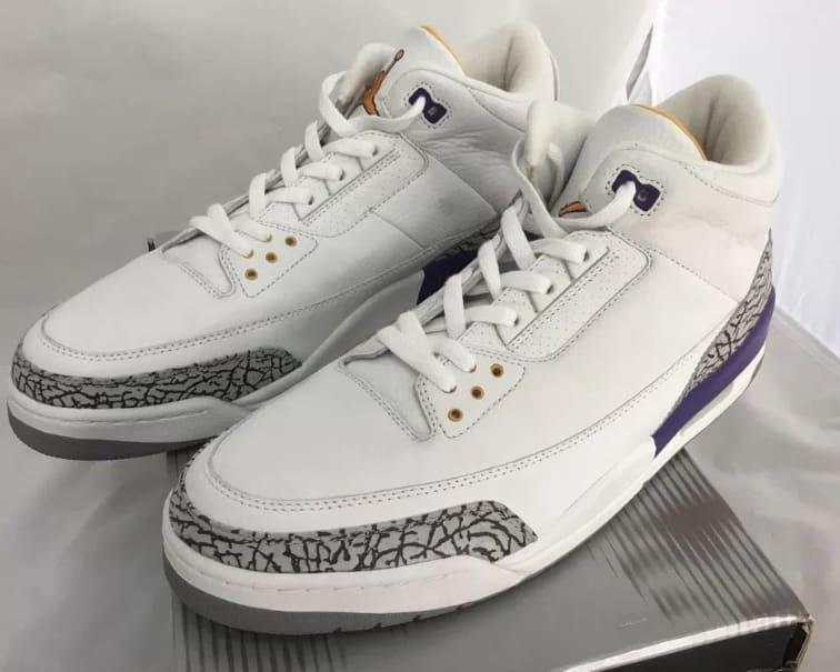 The 'Kobe' Air Jordan 3