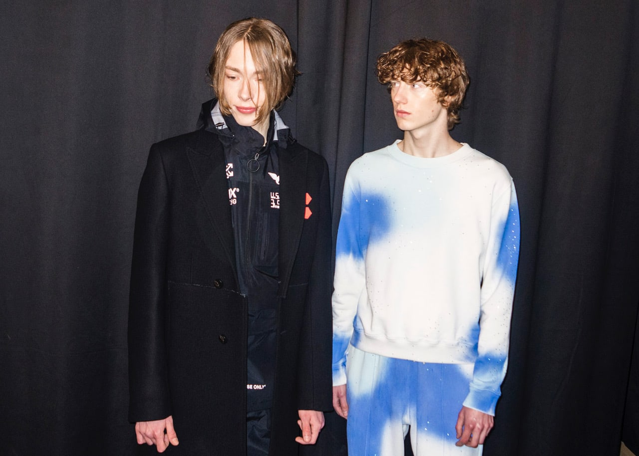 Off-White Fall/Winter 2018 show