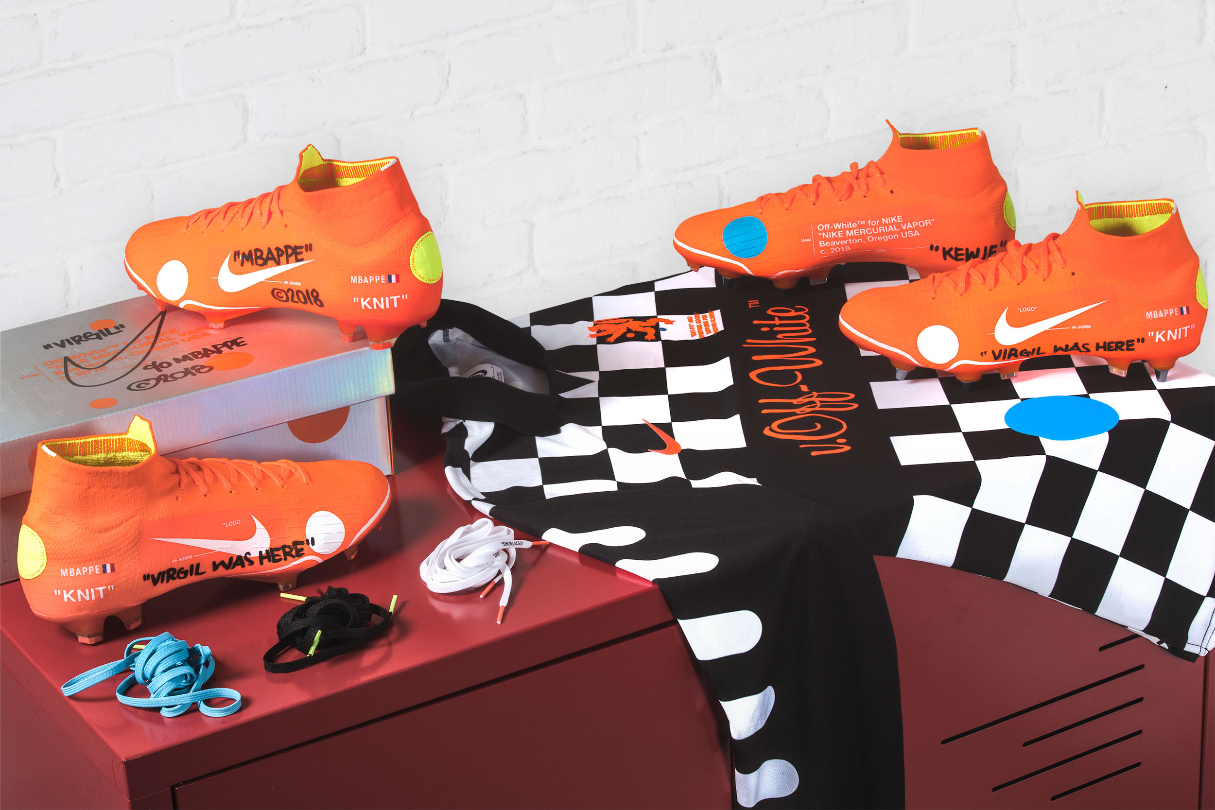Off-White x Nike Mercurial Vapor 360 (Group)