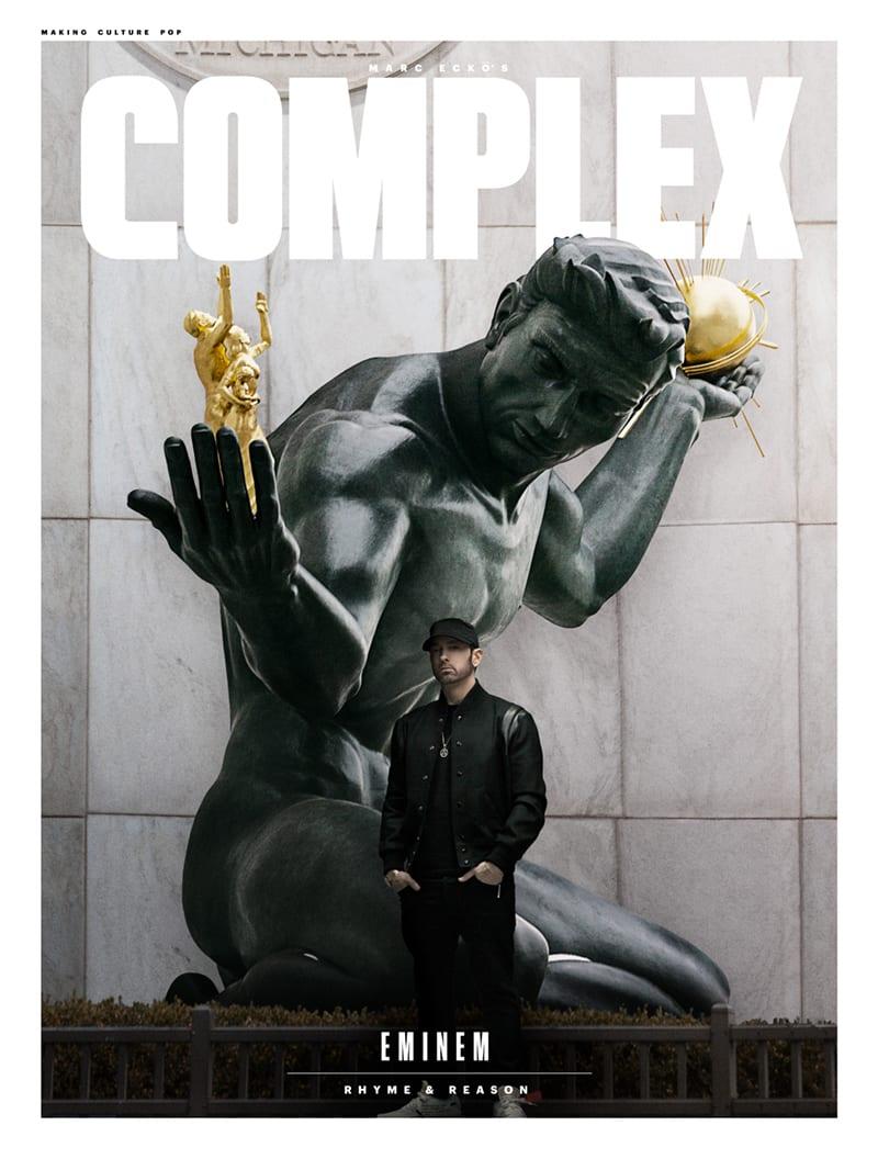 Eminem Cover Story 2017