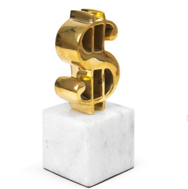 money statue