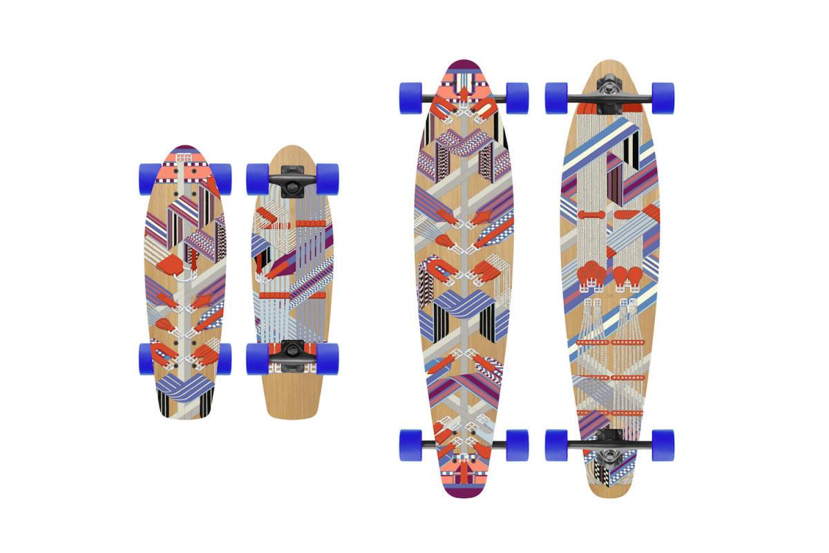Hermes Skateboards