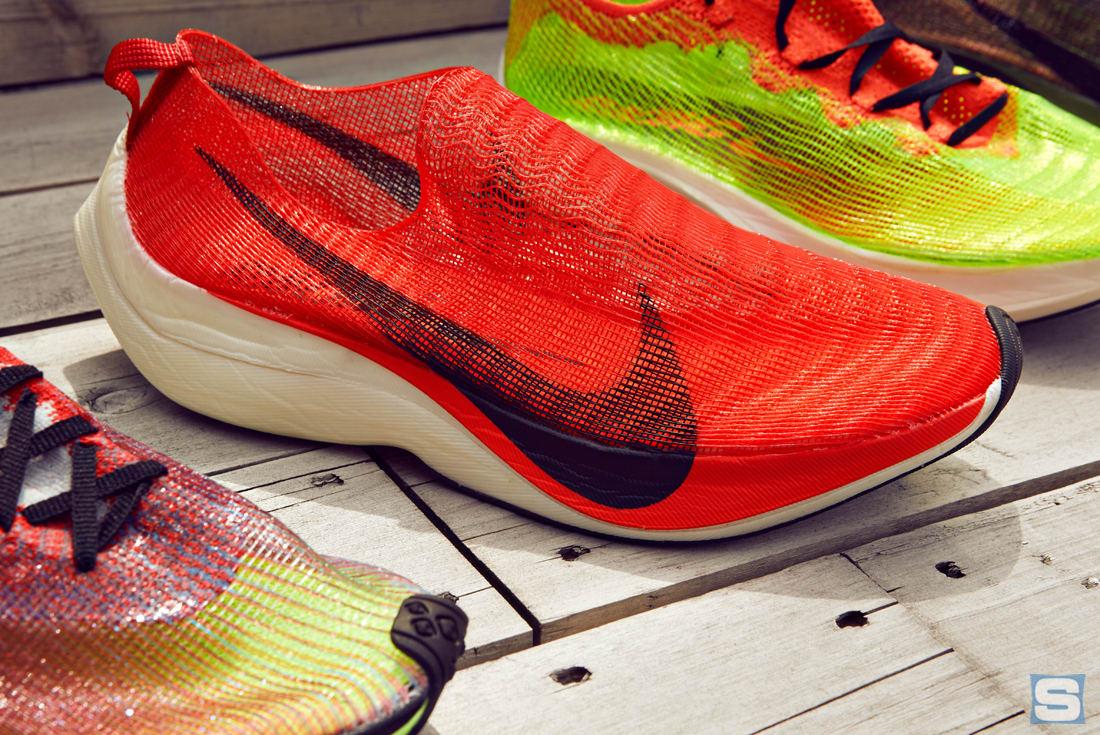 Nike Flyprint 3D-Printed Sneaker