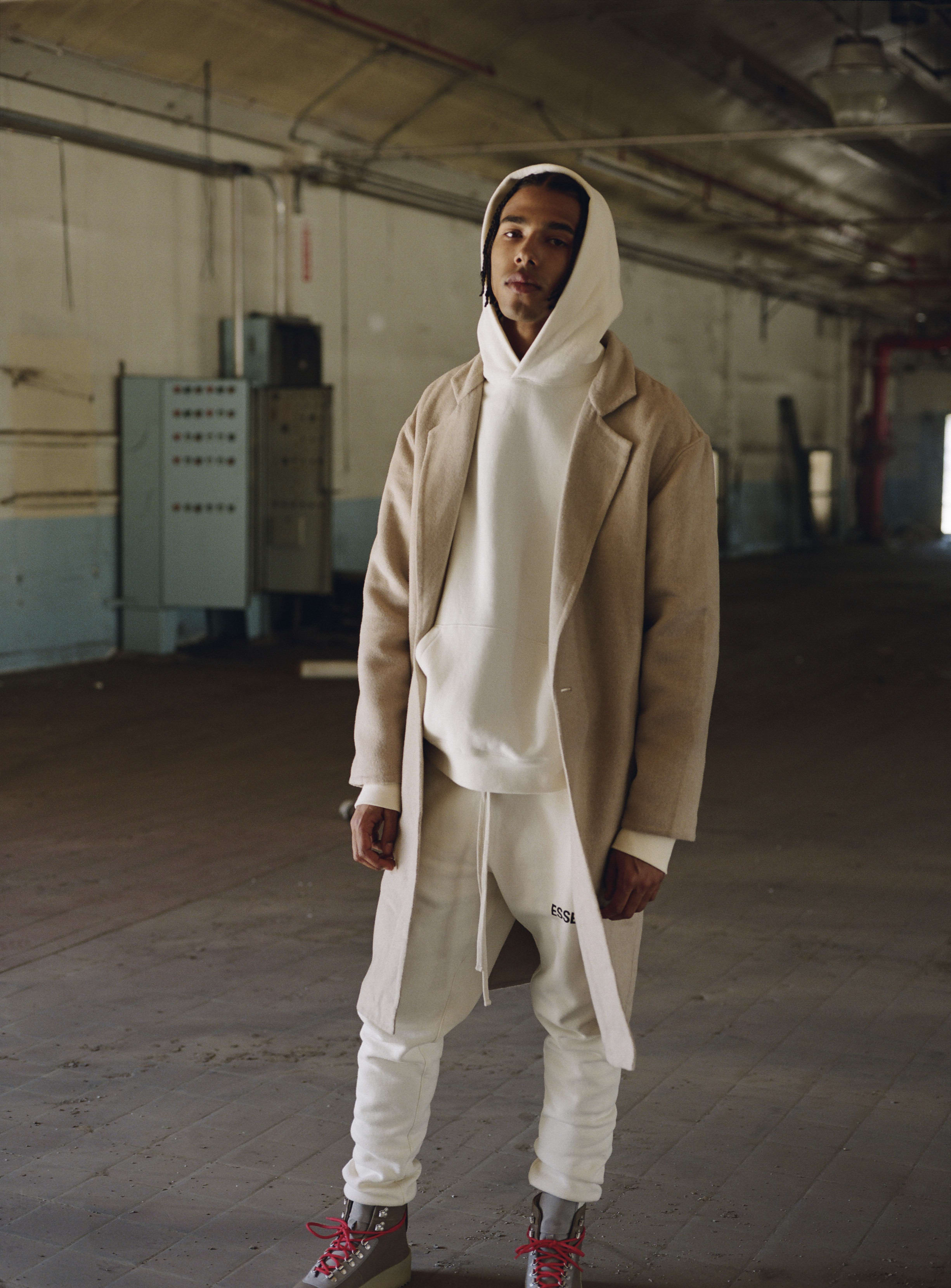 Fear of God Essentials Look 5