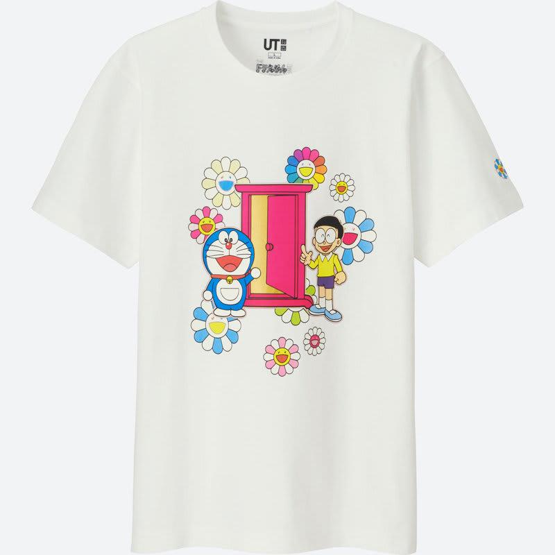 Uniqlo x Murakami x Doraemon