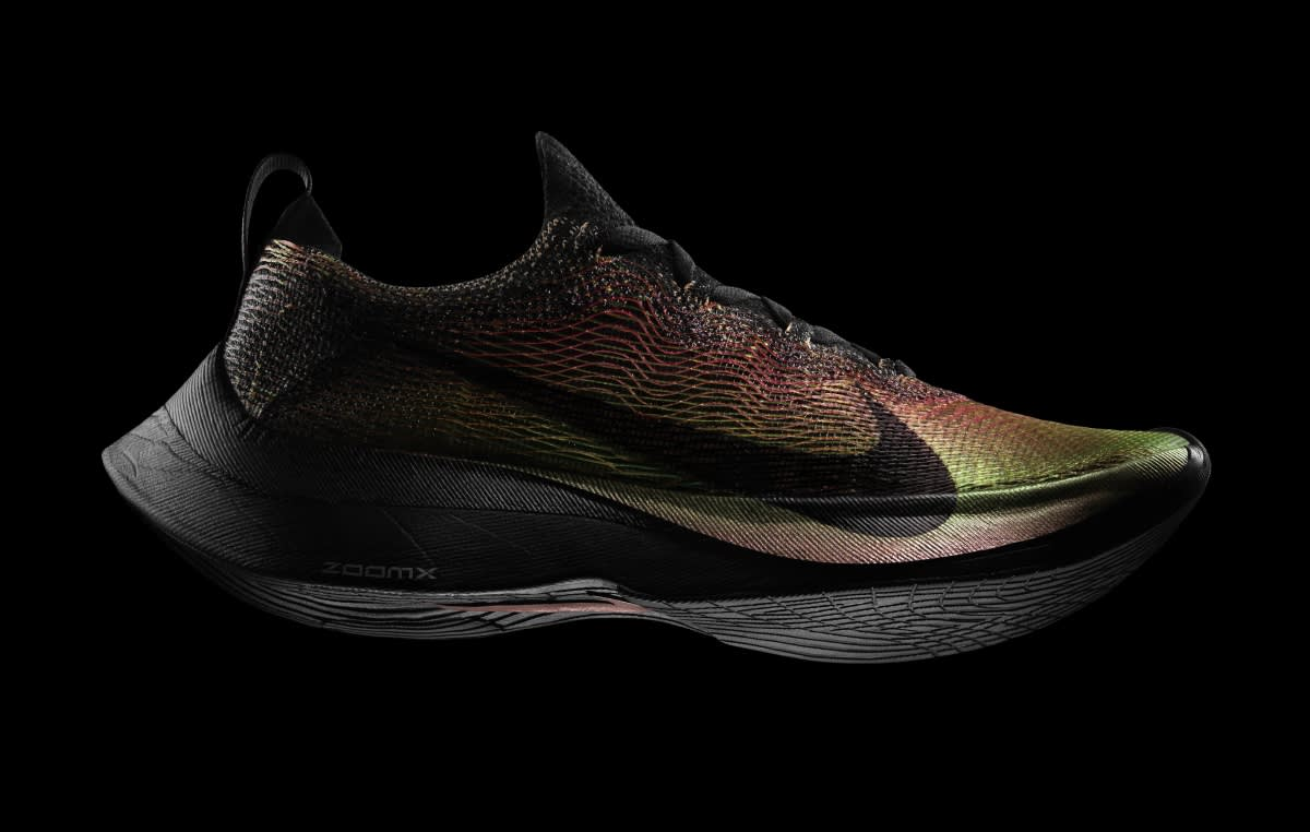 Nike Zoom Vaporfly Elite Flyprint London