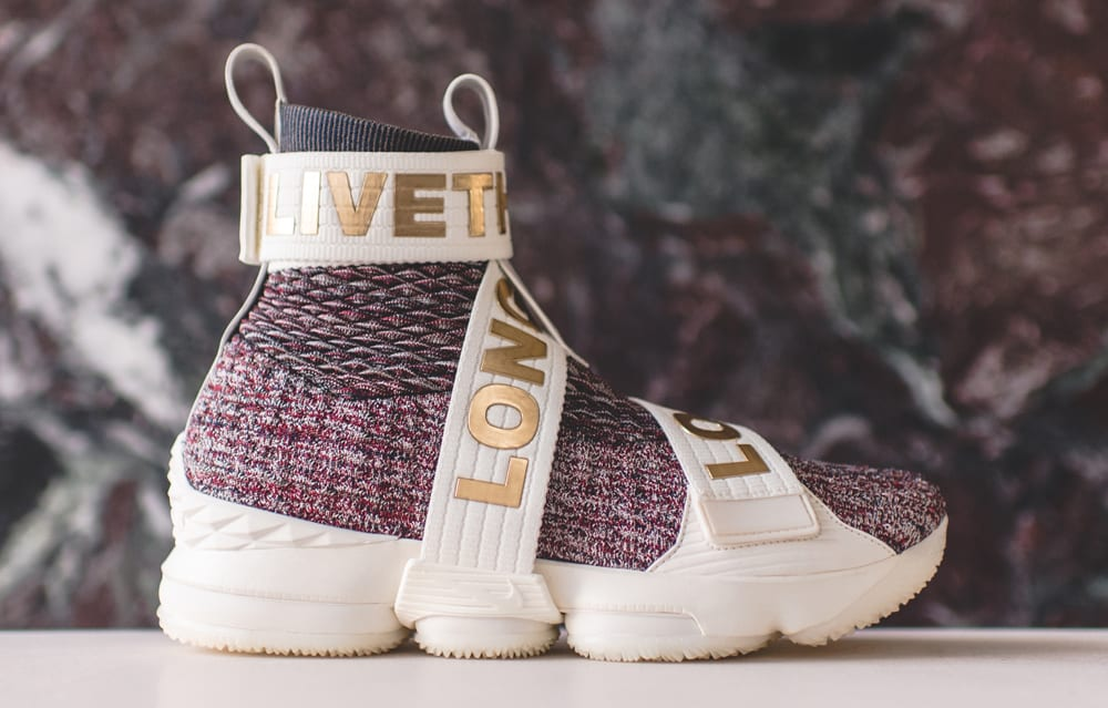 Kith Nike LeBron 15 Long Live the King 1