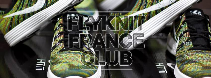 Flyknit France Club