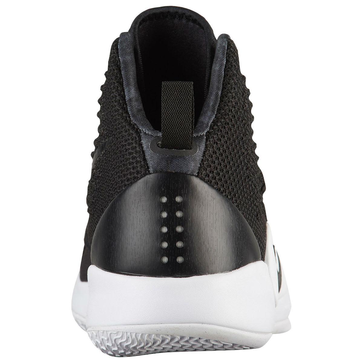 new product 8ae27 19d46 ... low cost image via foot locker nike hyperdunk x 2018 black release date  ar0467 001 heel
